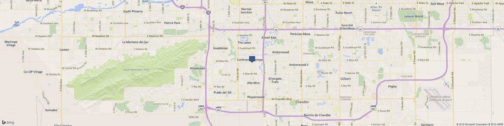 Map Of Arizona Driving.Driving Arizona Office And Tempe Classroom In Tempe Arizona