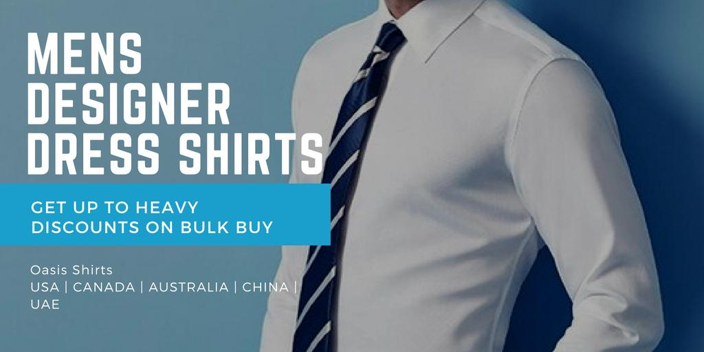 Oasis Shirts - Wholesale Shirt Suppliers in West Hollywood